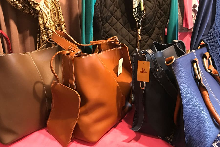 Handbags - Fife Gift Shop in Kent, Connecticut